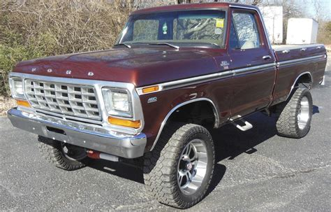 1979 ford f150 xlt ranger 4x4 classic ford f 150 1979 for sale