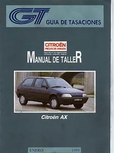Manual De Taller Citroen Ax Pdf