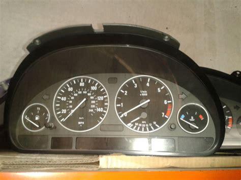Bmw Clocks Odometers M5m3z3m E39 E34 E30 E36 For Sale In