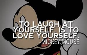 Happy Birthday ... Laughing Disney Quotes