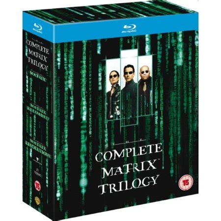 Our music boxes are the perfect gift for children or collectors. Complete Matrix Trilogy Blu-Ray Box Set | Walmart Canada