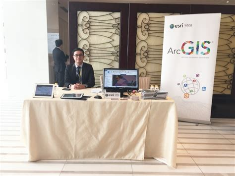 Esri China (hk) Showcased Our Latest Gis Solutions In The