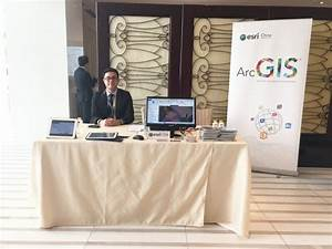 Esri China  Hk  Showcased Our Latest Gis Solutions In The