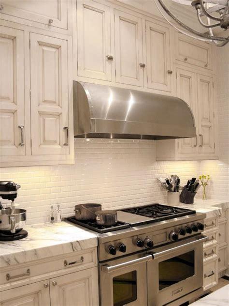 Subway Tile Backsplashes For Kitchens by 15 Kitchen Backsplashes For Every Style Hgtv