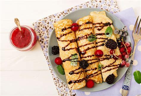 Apaļas kā saulīte: 7 vislabākās pankūku receptes ...