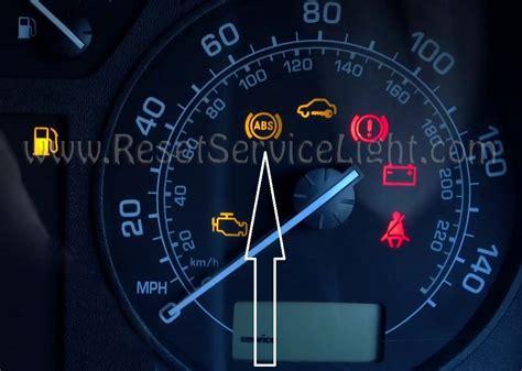 reset abs warning light skoda octavia mk1 reset service light reset life maintenance