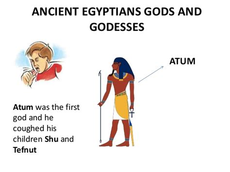 Ancient Egyptians Gods And Godesses