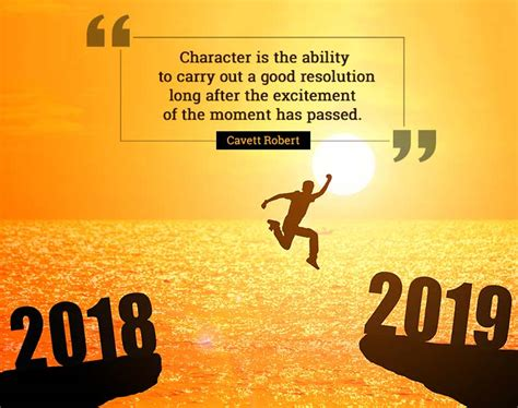 Happy New Year 2019 Resolution Quotes & Ideas