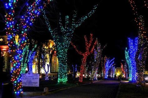 holiday light parade prescott downtown partnership