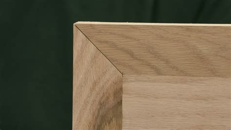 stretch mitered pieces woodworkers guild  america