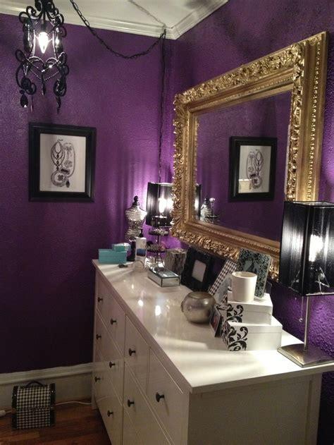 ideas  purple bedroom walls  pinterest