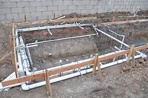Putting In An Inground Pool   Plumbing