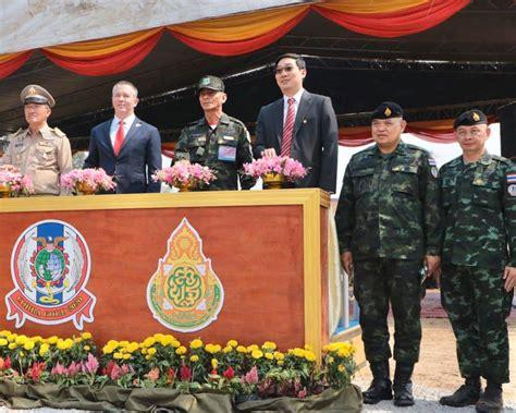 ท่านทูตสหรัฐฯคนใหม่ ออกปฏิบัติหน้าที่ ครั้งแรก ร่วม Cobra ...