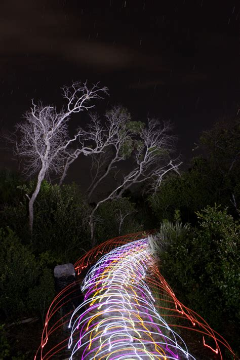 light painting light trails series  jason  page