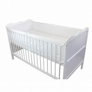Babybett 70x140 Weiß : wei babybetten und weitere betten g nstig online kaufen bei m bel garten ~ Indierocktalk.com Haus und Dekorationen
