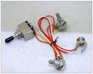 Gibson Wiring Harness  Guitar