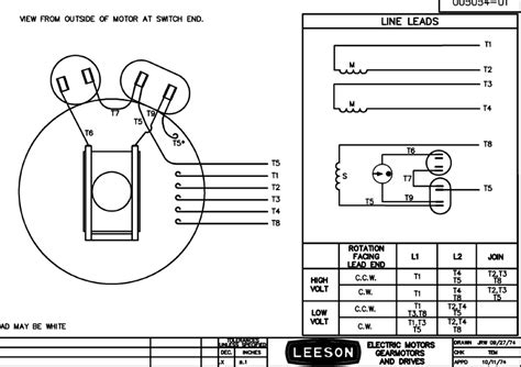 Schematic Of 3 4 Hp Motor Wiring by Dayton Electric Motors Wiring Diagram Impremedia Net