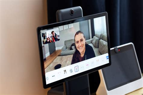 Facebook's Portal video chat devices launch today - The Verge