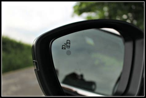 blind spot indicator memories with peugeot uk
