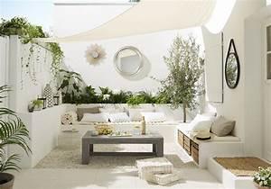 entree de maison les idees d39amenagement pour un With idee de terrasse exterieur 3 idee deco entree noir et blanc