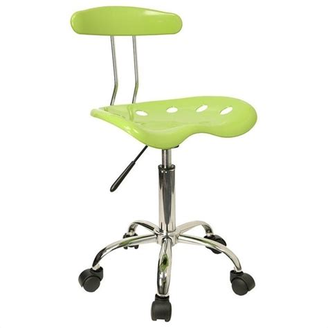 computer task office chair with tractor seat lf 214