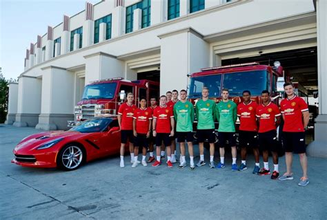 Chevrolet Manchester United Bloopers  Gm Authority