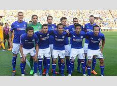 Liga MX Apertura 2018 Alineaciones Cruz Azul vs Monarcas