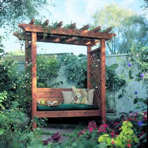 free garden arbor plans autumn weddings pics