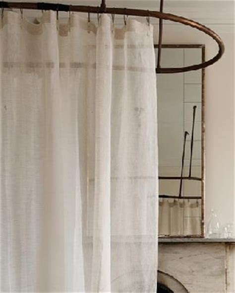 linens curtains commercial bath shower curtain roundup remodelista