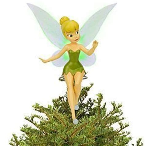 amazon com tinkerbell tree topper christmas tree toppers