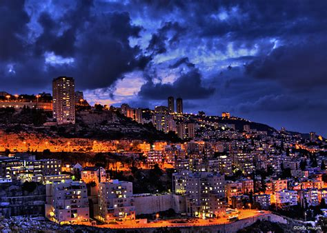 Haifa, #israel; Want To Visit There, Might Be A Nice Place