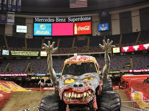 monster truck show in new orleans morgan city la pictures posters news and videos on