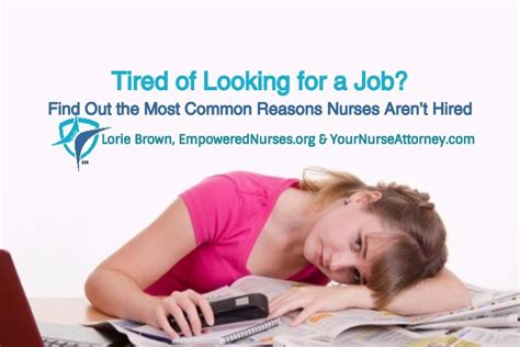 Looking For A Nursing Job?