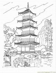 The gallery for --> Buddhist Temple Drawing