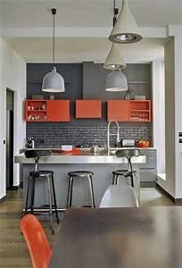 quelle couleur mettre avec une cuisine grise With quel couleur pour faire du marron en peinture 12 mur blanc ou en couleur comment reveiller votre