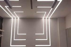 Iluminacion Led Techo Good Datos Del Proyecto With