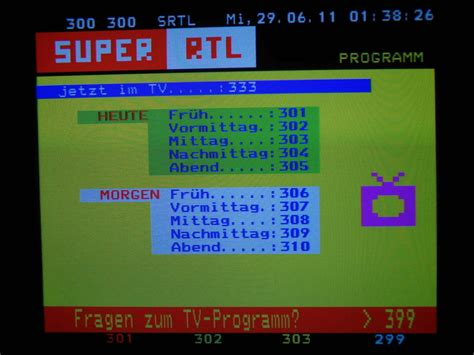 Teletext In Germany