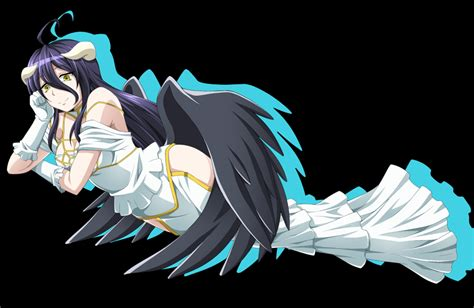 Wallpaper Abyss Anime - anime overlord albedo overlord wallpaper