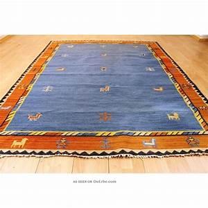 Teppich 230 X 230 : traumhaft sch ner handgekn pfter orient teppich lori gabbeh kelim 175x230cm rug ~ Indierocktalk.com Haus und Dekorationen