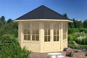 Gartenlauben Aus Holz : gartenpavillon aus holz kaufen gartenlauben vom fachmann ~ Watch28wear.com Haus und Dekorationen