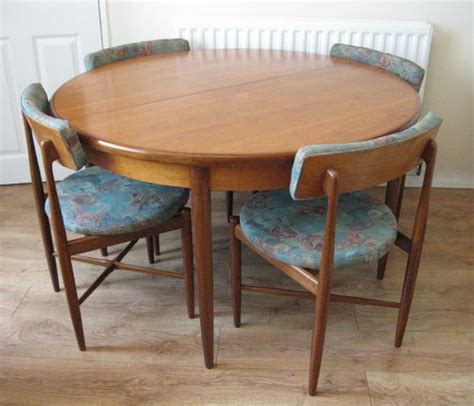 antiques atlas g plan dining table chairs