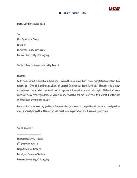 Contoh Cover Letter Intership - Contoh Adat