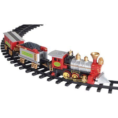 christmas tree train set walmartcom