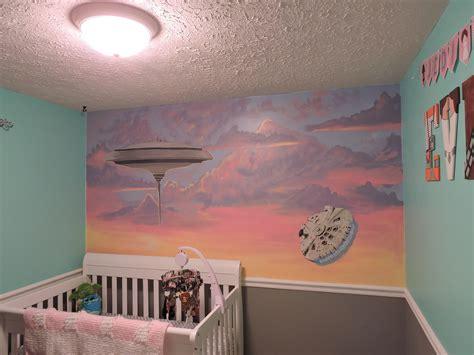 The Ultimate Star Wars Nursery