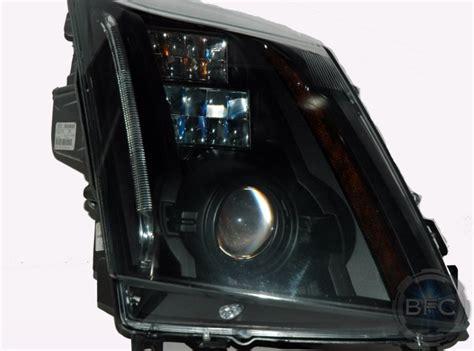 cadillac cts4 headlights upgrade blackflamecustoms lens clear