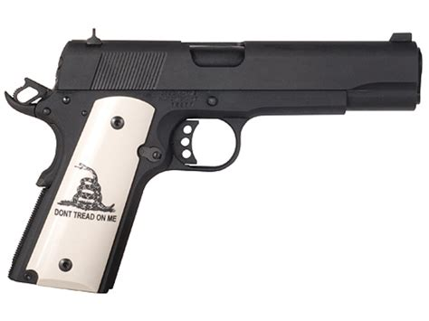 Hogue Grips 1911 Government Commander Ivory Polymer - MPN ...