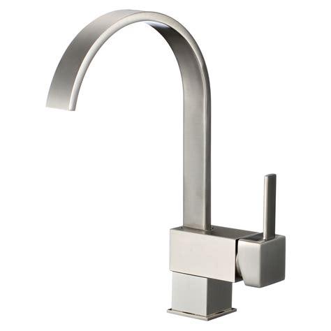 "13"" Modern Kitchen  Bathroom Sink Faucet  One Hole"