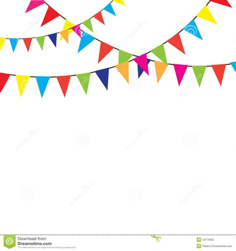 bunting cartoons illustrations vector stock images