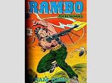 Rambo Pocketkomiks #1 Vietnam Hero Issue User Reviews