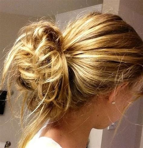 Easy Everyday Hairstyles by 12 Pretty Updo Hairstyles For Pretty Designs